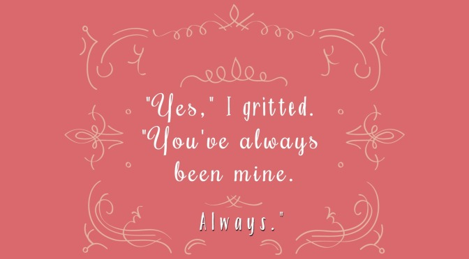 Until You're Mine, Jenika Snow Review