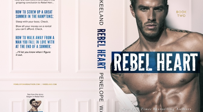 COVER REVEAL~REBEL HEART
