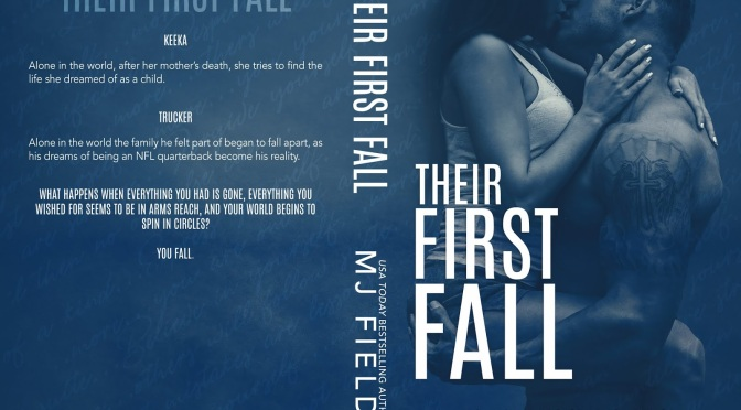 Teaser for Their First Fall by MJ Fields!
