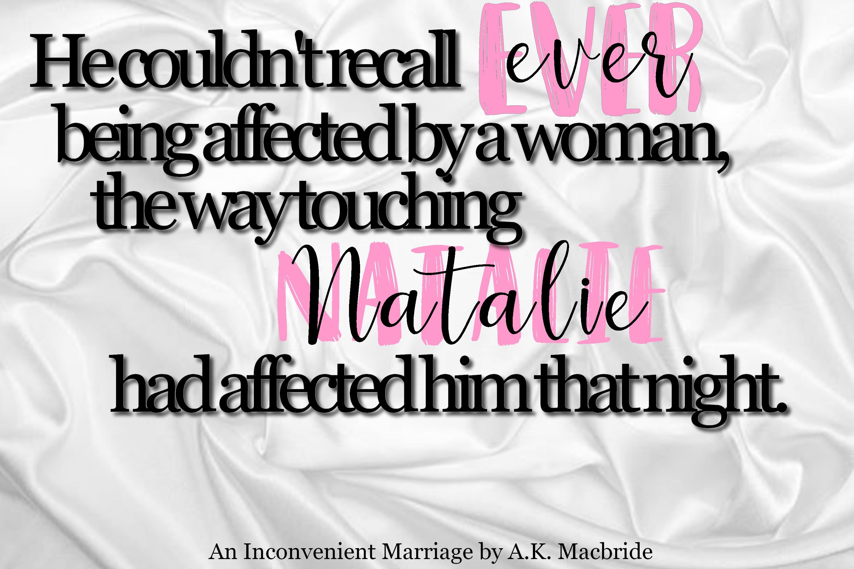 aninconvenientmarriage