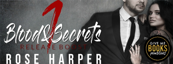 Blood & Secrets by Rose Harper Release Boost!