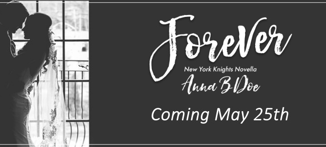 Teaser Tuesday for Forever by Anna B. Doe