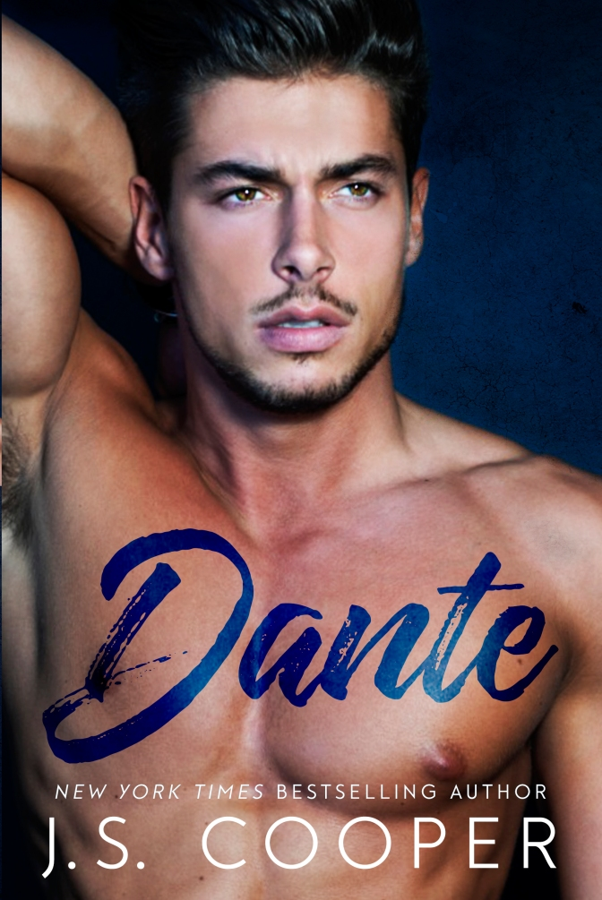 COVER REVEAL for Dante by JS Cooper + ARC Giveaway!