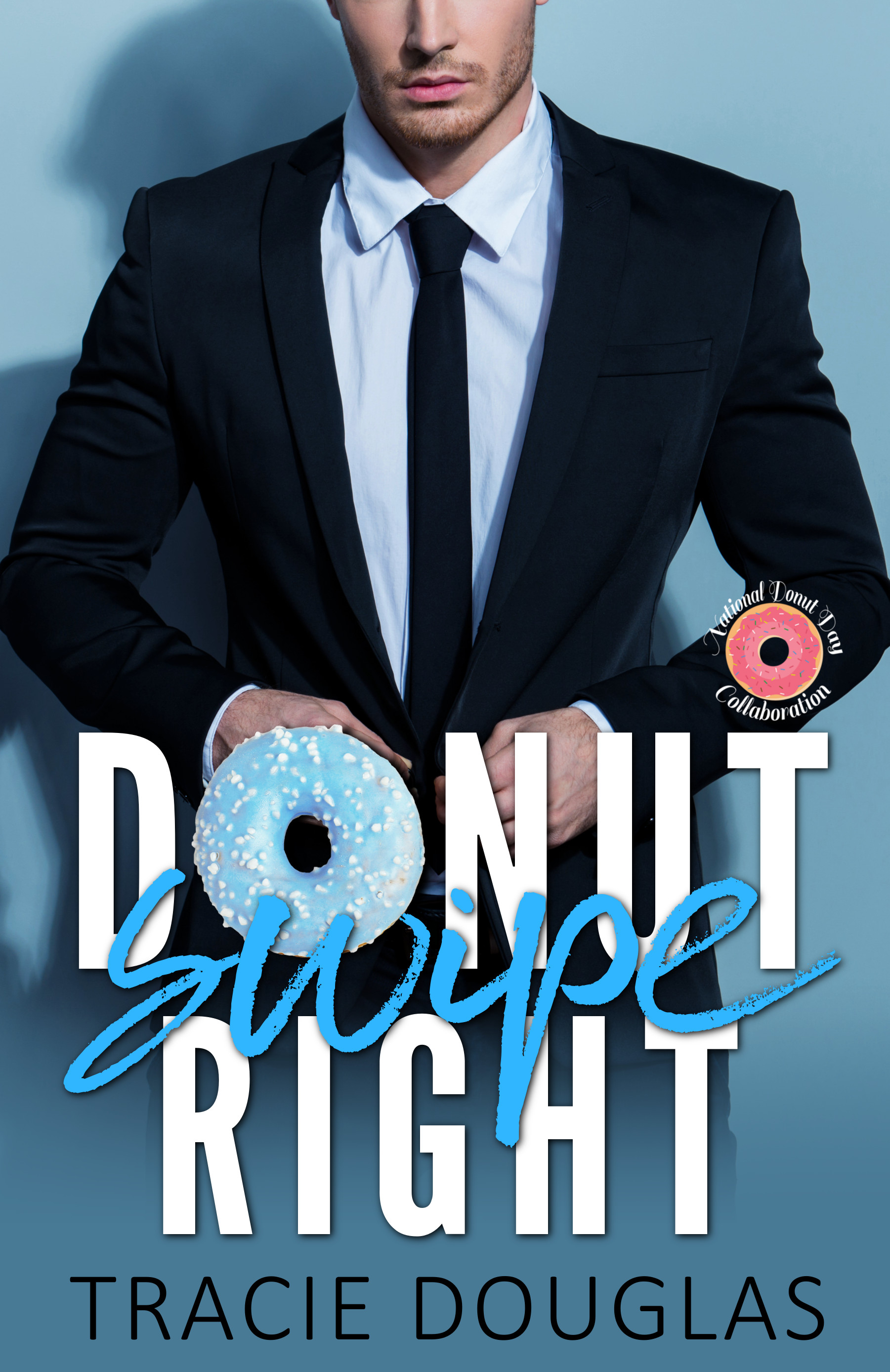 Douglas - Donut Swipe Right eCover
