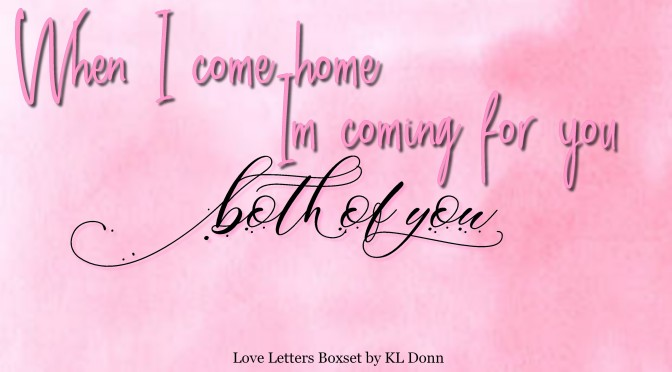 Love Letters Boxset by KL Donn Review