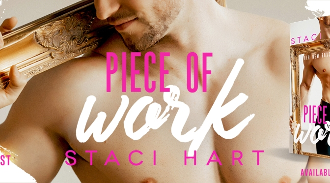 Piece of Work by Staci Hart Pre-OrderbSale!