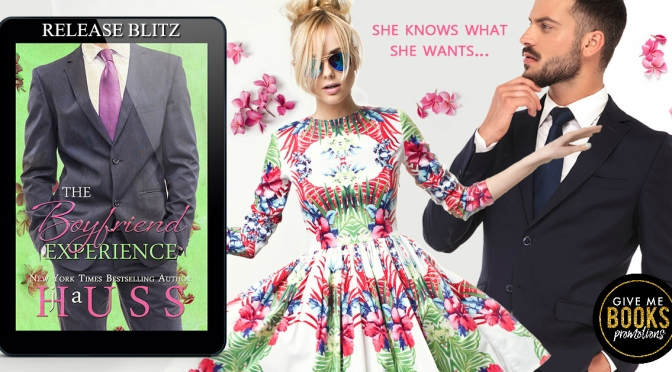 Release Blitz! The Boyfriend Experience by JA Huss