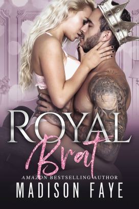 Royal Brat Ebook Cover