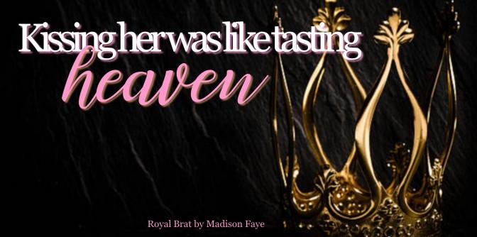 Royal Brat by Madison Faye Review