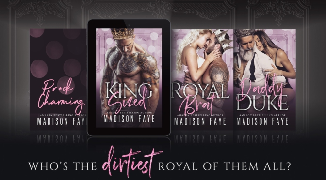 Release Blitz for Daddy Duke by Madison Faye