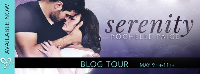 BLOG TOUR for Serenity by Rochelle Paige!