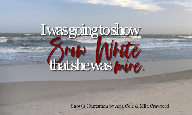 Snow's Huntsman by Aria Cole and Mila Crawford Review