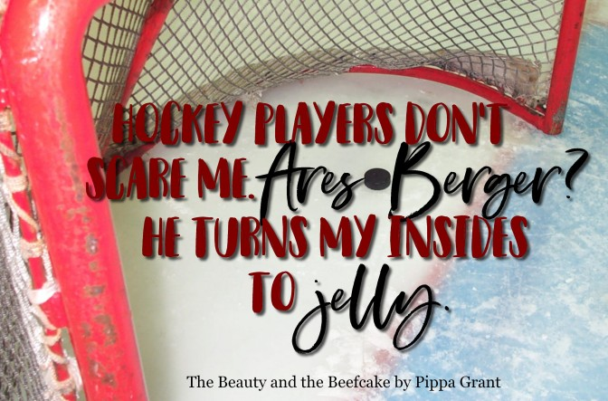 The Beauty and the Beefcake by Pippa Grant Review