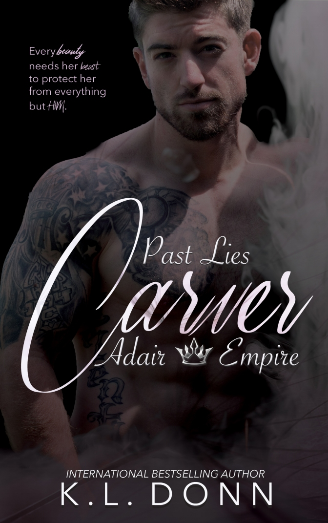 Cover Reveal for Carver by KL Donn