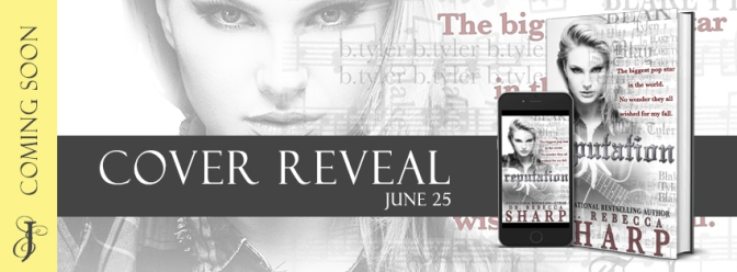 COVER REVEAL, Reputation by Dr. Rebecca Sharp!