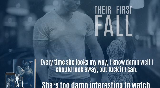 Their First Fall by MJ Fields is LIVE Y'ALL