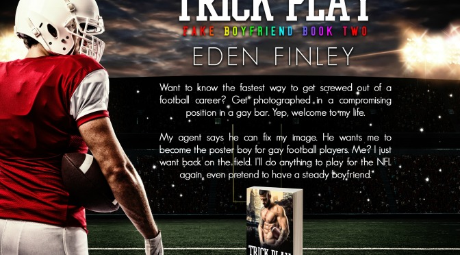 Trick Play by Eden Finley is LIVE!!