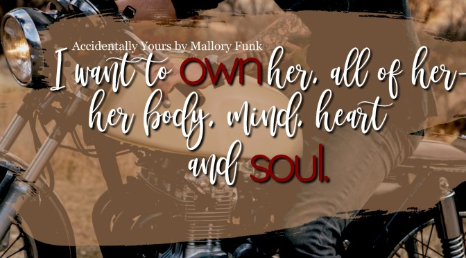 Accidentally Yours by Mallory Funk Review