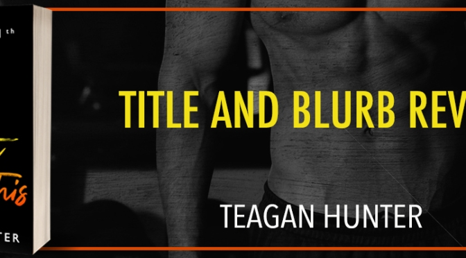 Can't Text This by Teagan Hunter BLURB REVEAL!!