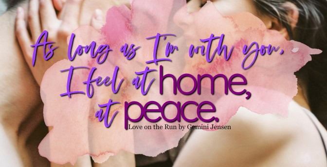 Love on the Run by Gemini Jensen Review!