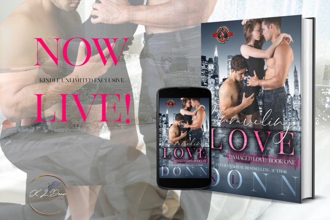 Unraveling Love is LIVE